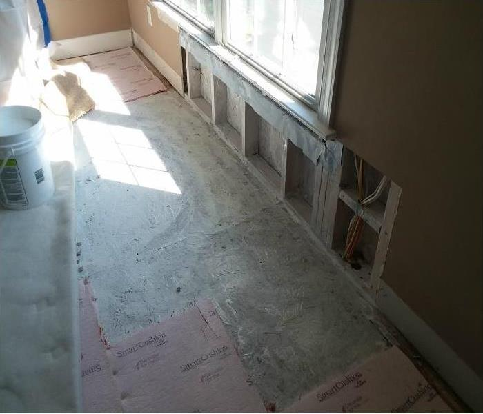 Mold Encapsulation Process in Raleigh, NC