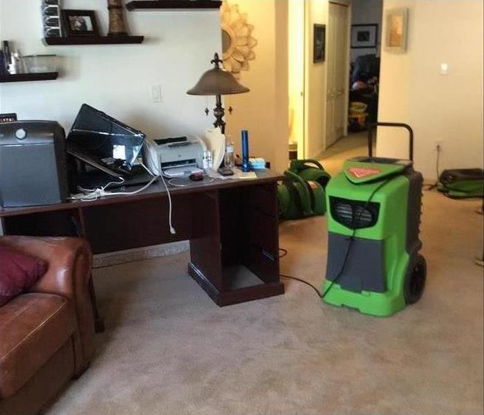 Water Damage – Raleigh Home