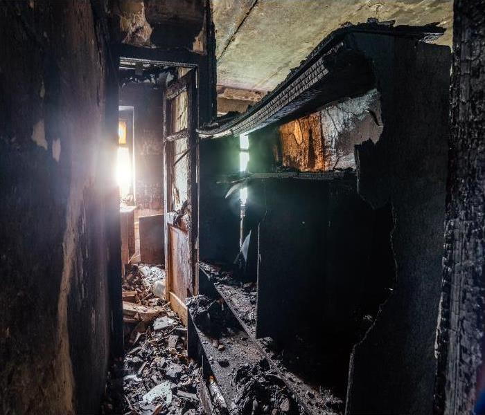 Fire Damage When A Fire Occurs In Your Raleigh Home, You Need To Call A Professional Restoration Company Like SERVPRO!