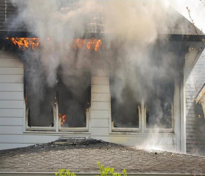 Fire Damage We Can Eliminate Strong Smoke Odors From Your Raleigh Home