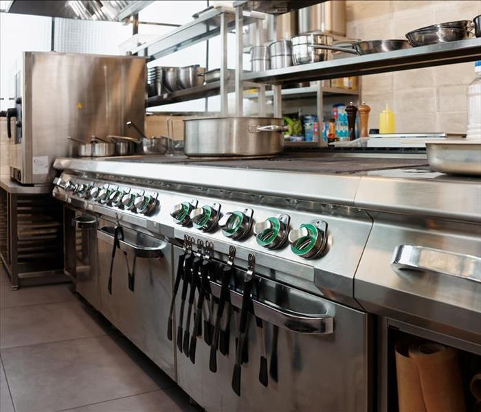 Commercial Do You Need Professional Water Removal Services in Your Raleigh Kitchen Store?