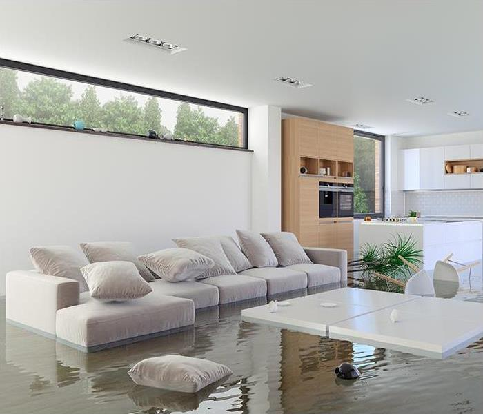 Water Damage A Severe Storm Can Make Your New Hope Home In Need Of Water Removal Services